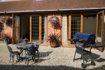 Simply Alpaca accommodation