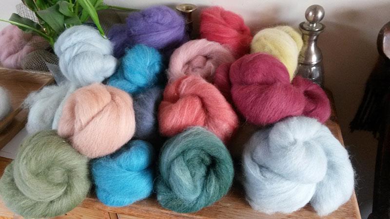 Simply Alpaca Dyeing